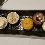 Shared dessert