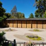 Himeji Gardens - sand garden