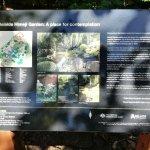 Himeji Gardens - sign