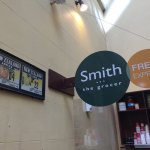 Smith the Grocer restaurant
