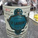 un gin au parfum d'iode