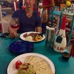 Dinner time @ Mi Lola, Sayulita