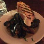 Steamed Mussels Appetizer