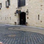 Buena Vista Winery Coirtyard