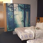 My overnight stay was totally relaxing! This is a cozy, comfortable room with every amenity and
