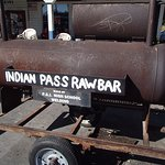 Traveling BBQ, Indian Pass Raw Bar