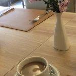 Mesa individual do café da manhã