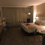 Sorpresa de mi esposo , un detalle espectacular, el hotel es súper lindo nada que quejarse