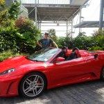 Ferrari power :)