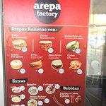 Foto de Arepa Factory