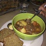 delicious Irish stew