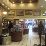 Ghiradelli Ice Cream Parlor and store