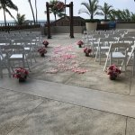 Hau Terrace Exterior - Ceremony