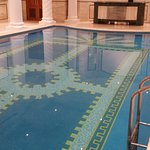 swimming pool in basement