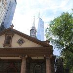 St. Paul's Chapel and OWTC.