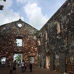St. Paul's Hill & Church (Bukit St. Paul) Foto