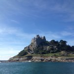 The mount by boat