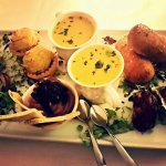 Entree tasting share plate - yummo