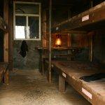 Музей еврейского сопротивления. Реконструкция барака в гетто