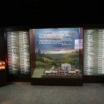 Музей еврейского сопротивления. Экспозиционный зал