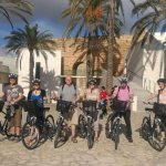 Bike tour in the Old Town, Palma