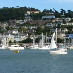 Dartmouth - a short drive and ferry ride away