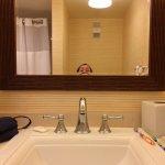 bathroom selfie!?