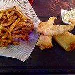 Retour de pêche, façon Fish & Chips