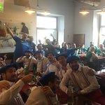 Italia-Irlanda rugby!!!! I ragazzi francesi sono degli intrusi!!!! 😂😂😂