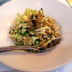 Zucchini & Wombok Salad