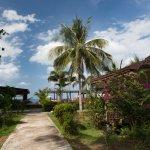 Choisissez les bungalows superieurs près de la plage