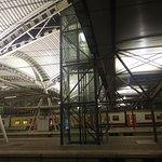 Photo of Leuven Train Station