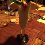 Cocktail coco (virgin colada) un délice !!!