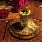 Tiramisu revisité : crème de marrons spéculoos.. Une tuerie !!!!