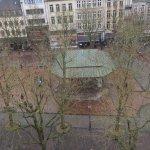 View of Le Place d'Armes