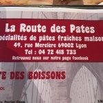 Photo of La Route des Pates