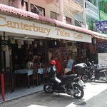 cafe frontage