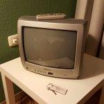 Ein Fernseher?