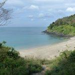 Nui Beach (Haad Nui) Foto