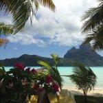 Foto Eden Beach Hotel Bora Bora