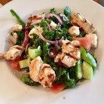 Village Salad with Chicken