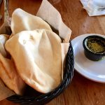 Pita Bread with dip