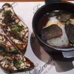 Oeufs en Cocotte with Périgord Black Truffle