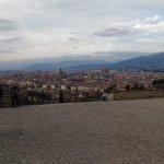 panorama di Firenze dalla basilica