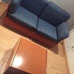 Unos amigos tenían ese sillón en la casa de la playa, ¡en los 80!