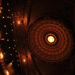Inside the Palace Theatre