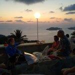 Don't miss Sunset Bar followed by dinner at Bella Vista in Las Brisas! Must see!