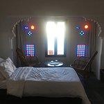 Quaint room.
