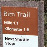 Foto di Rim Trail