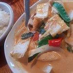 Chicken Panang...